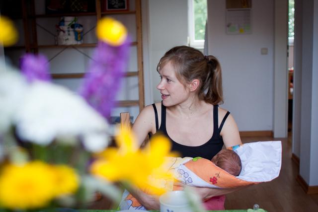"""""""Es ist viel spannender zu erleben, was passiert, wenn man aus dem Hamsterrad ausbricht"""", sagt Lisa heute. Foto: Hannes Vollmuth"""